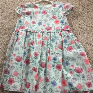 Comfy floral dress